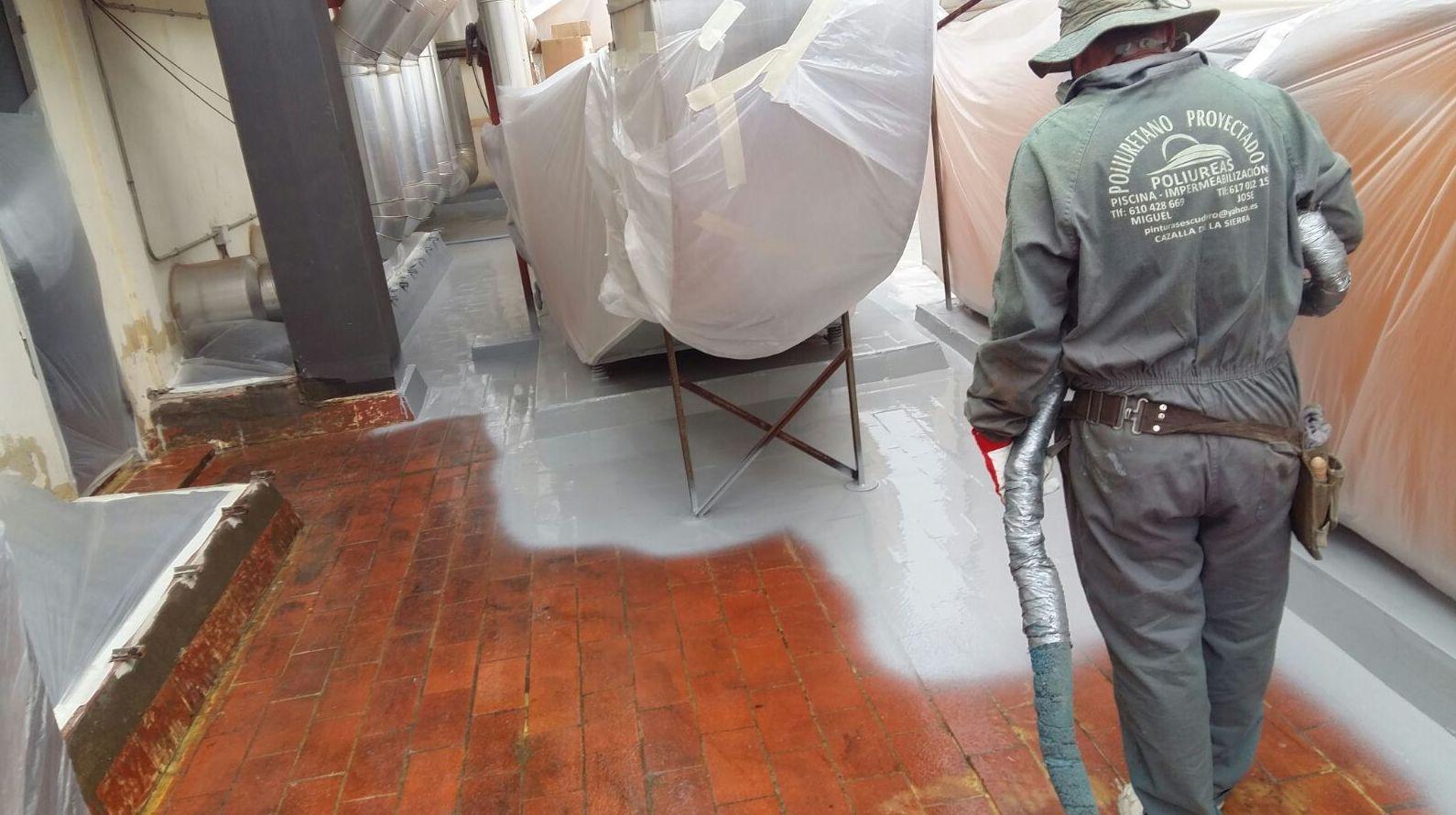 Foto 31 de Impermeabilización en  | JOSÉ MANUEL ESCUDERO CARRASCO