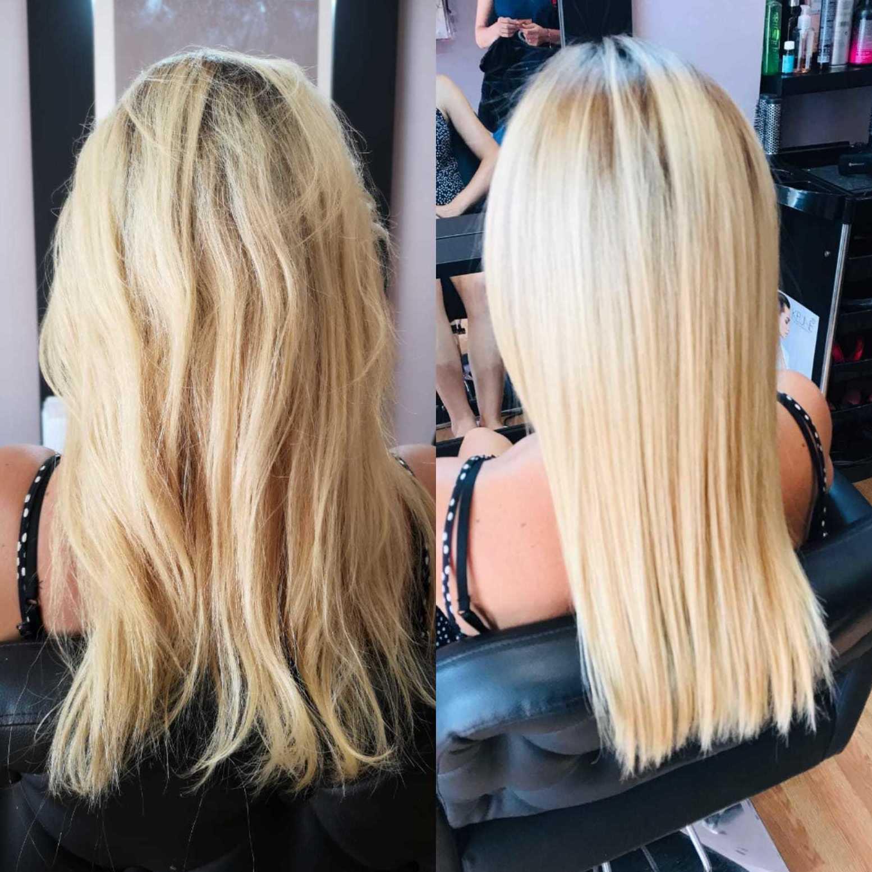 Enzimoterapia, tratamiento S. O. S. para recuperar tu melena cuando tu cabello está muy dañado por las coloraciones.