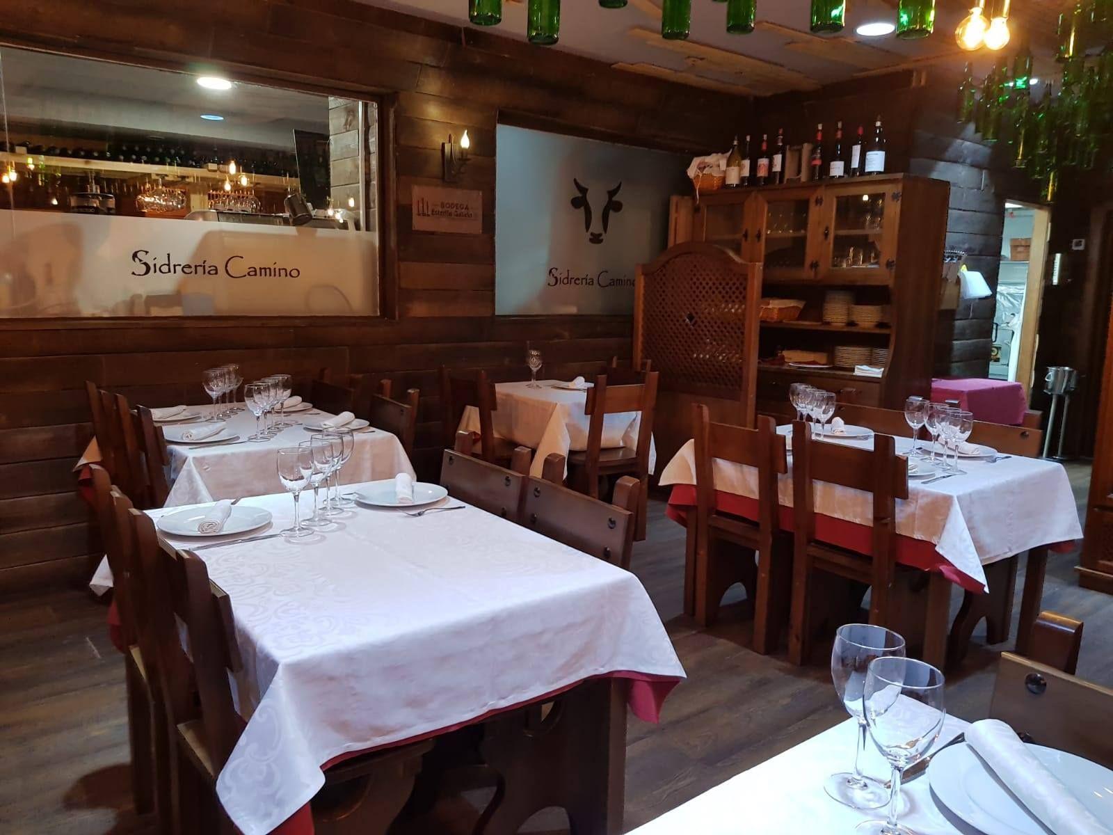 Restaurante con amplia carta en Madrid