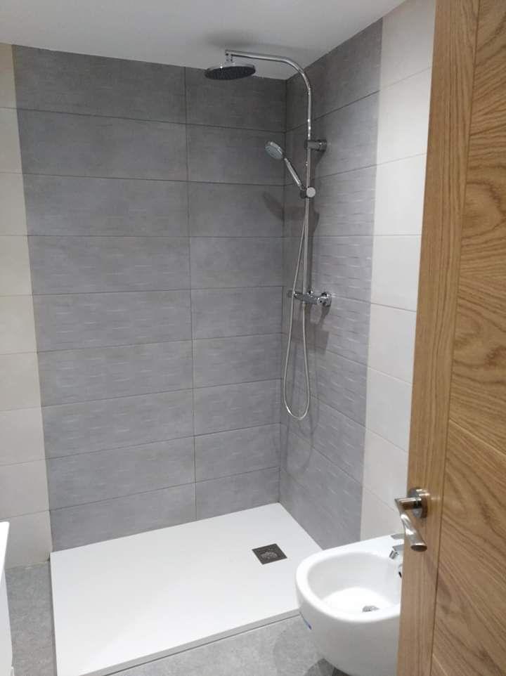Reforma de baños en Tolosa