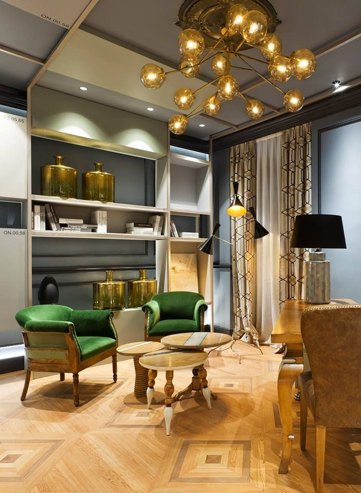 Muebles clásicos: Servicios de KA International