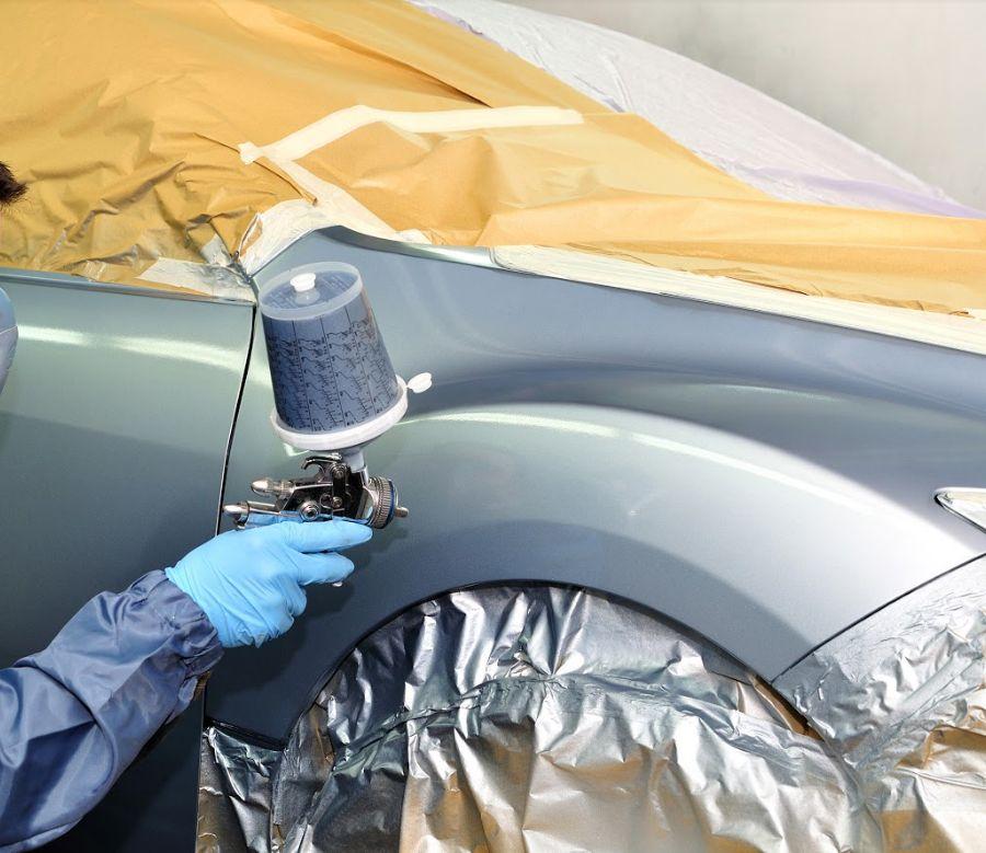 Chapa y pintura del automóvil en Barbadás, Ourense