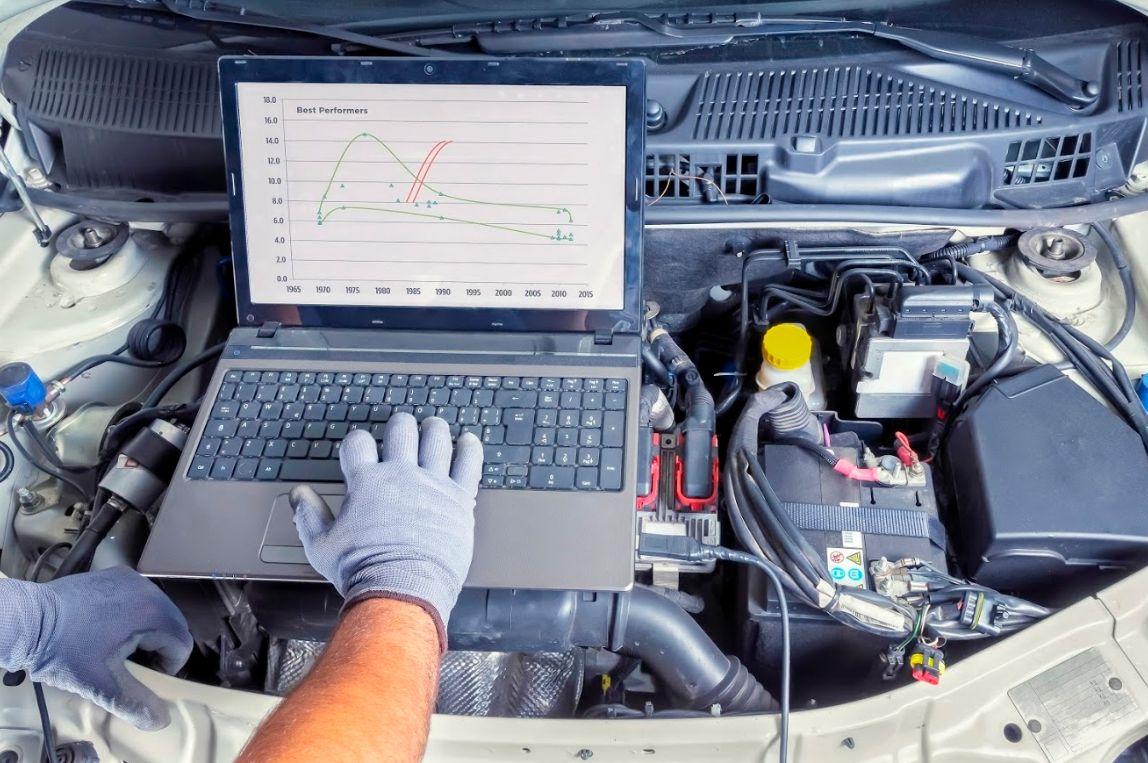 Diagnosis: Servicios de Automóviles Santos