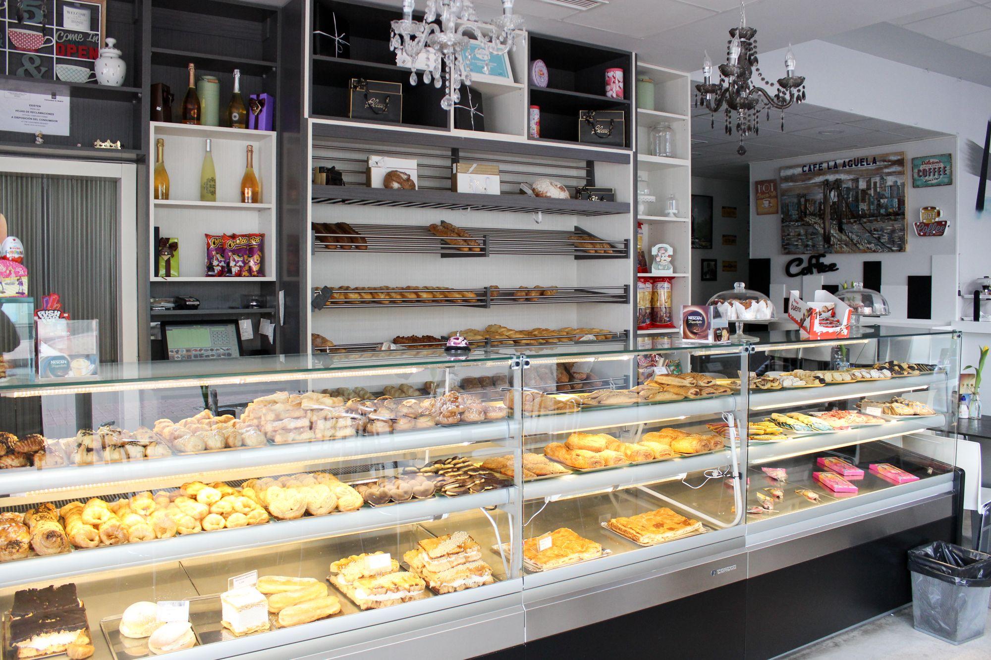 Foto 8 de Pastelerías en Getafe | Cafetería Pastelería La Agüela