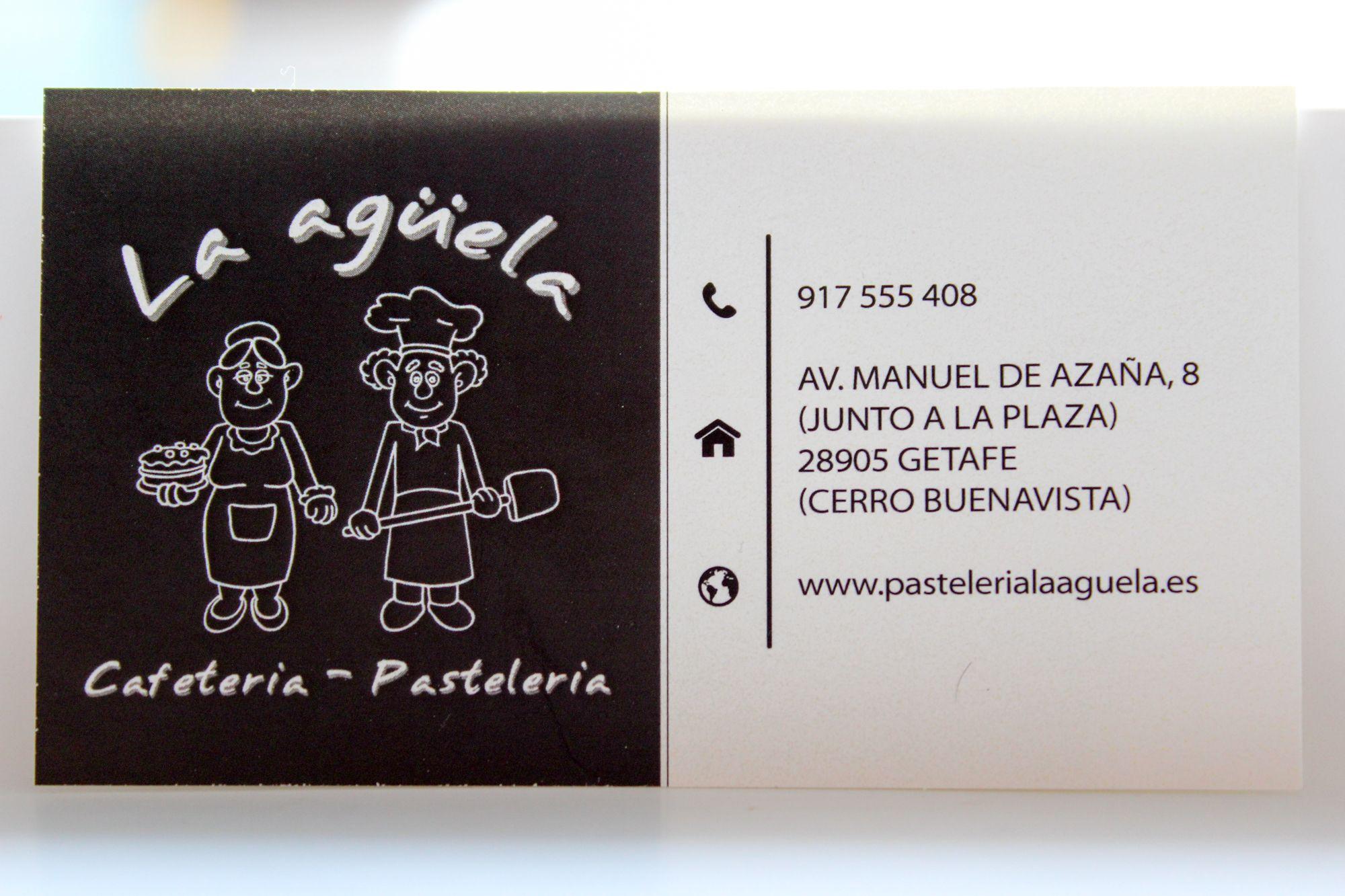 Foto 1 de Pastelerías en Getafe | Cafetería Pastelería La Agüela