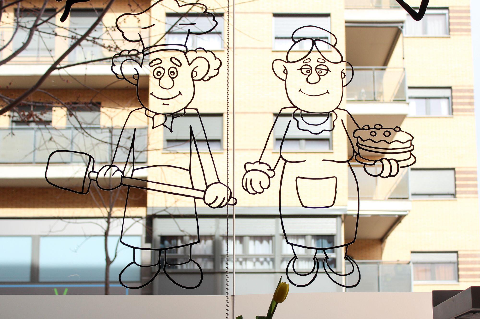 Foto 2 de Pastelerías en Getafe | Cafetería Pastelería La Agüela