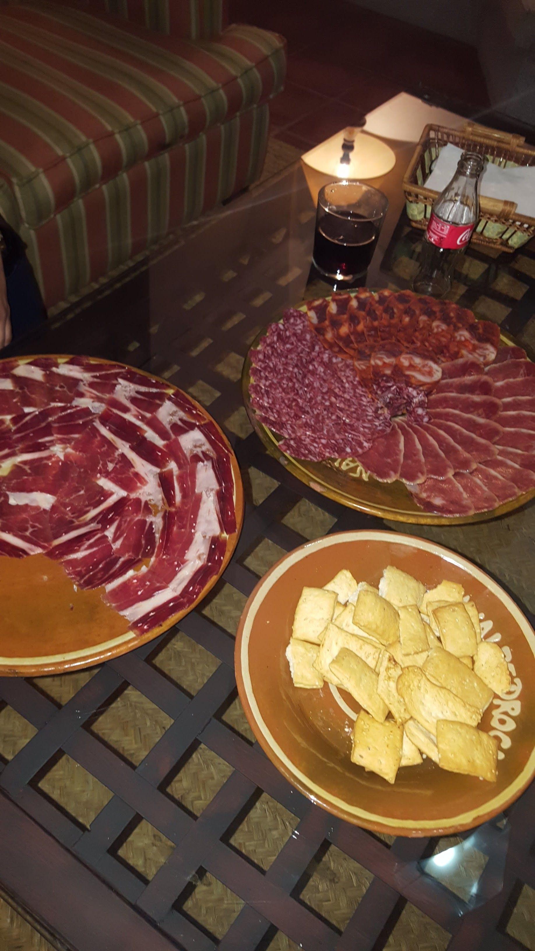 Jamones y embutidos en Málaga