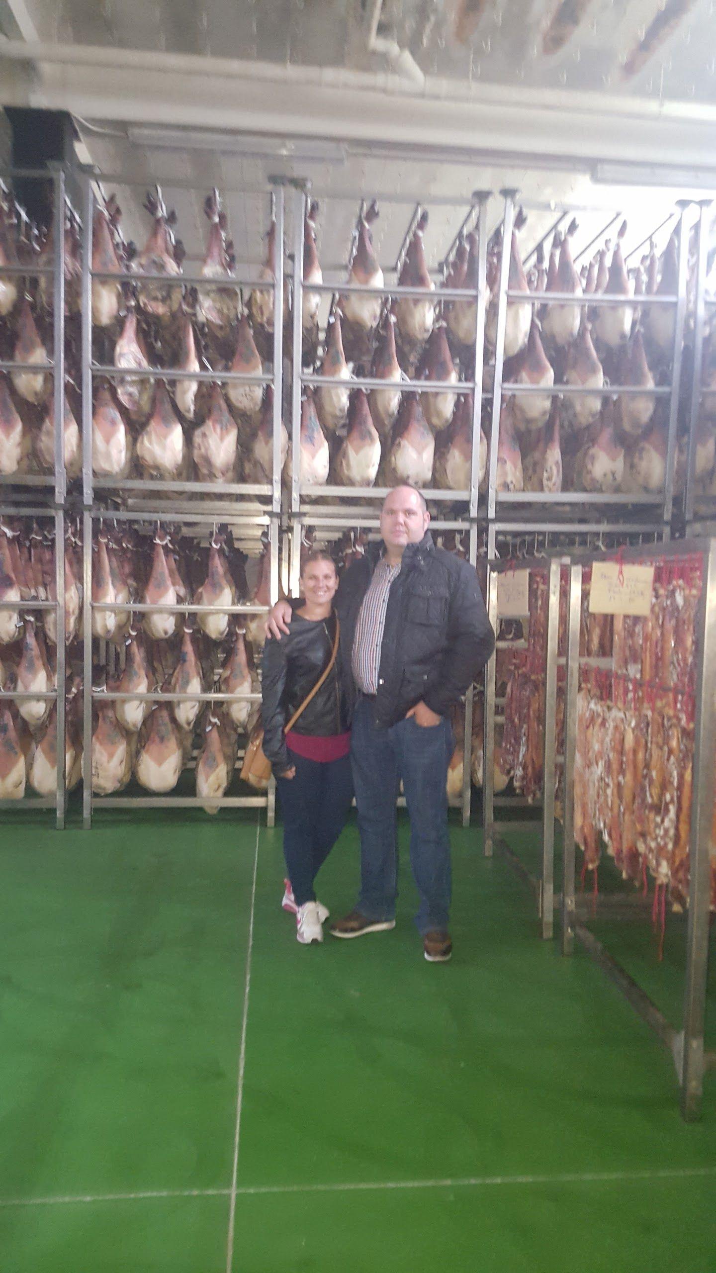 Tu tienda de jamón ibérico en Málaga