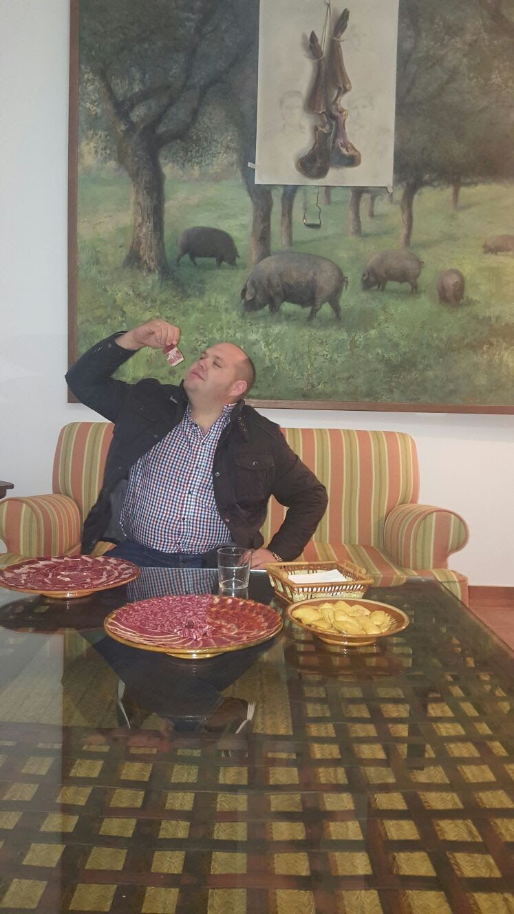 Degustación embutidos Málaga