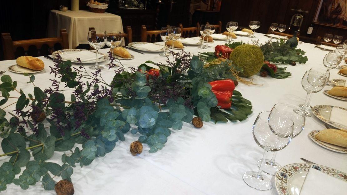 Restaurante para bodas en Derio