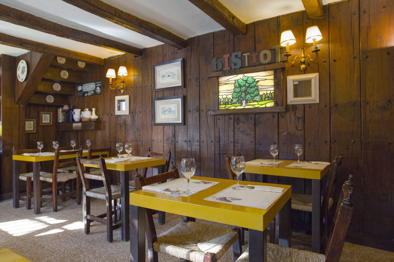 Restaurante con cocina tradicional vasca en Vizcaya