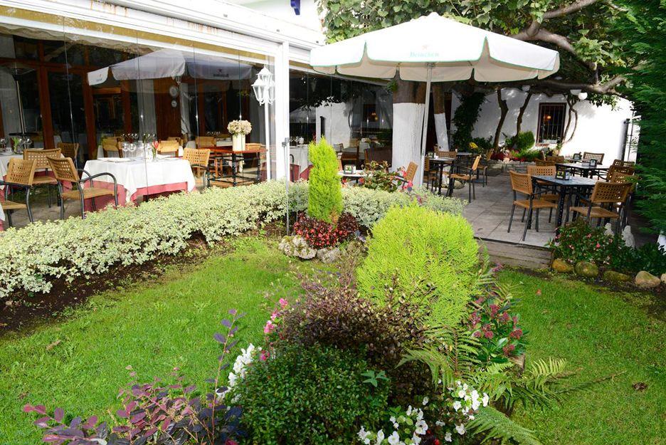 Restaurante para celebraciones en Derio