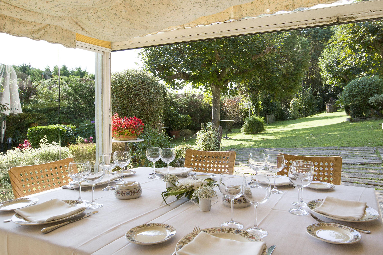Restaurante con salón para celebraciones en Derio