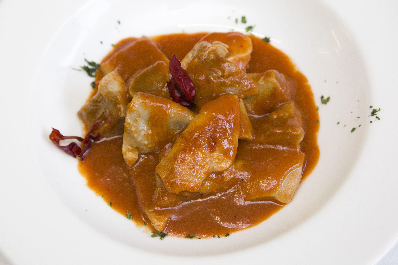 Restaurante con cocina tradicional vasca en Derio