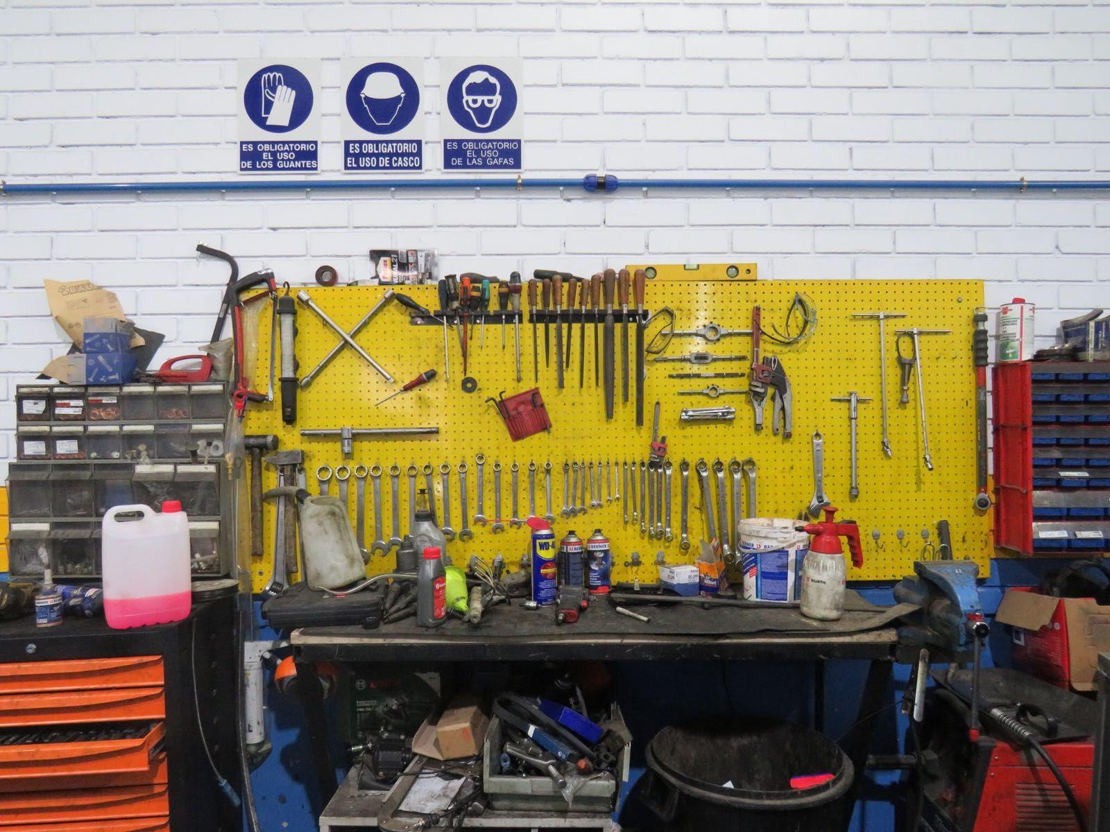 Mecánica en general: Nuestros servicios de SGR Competición