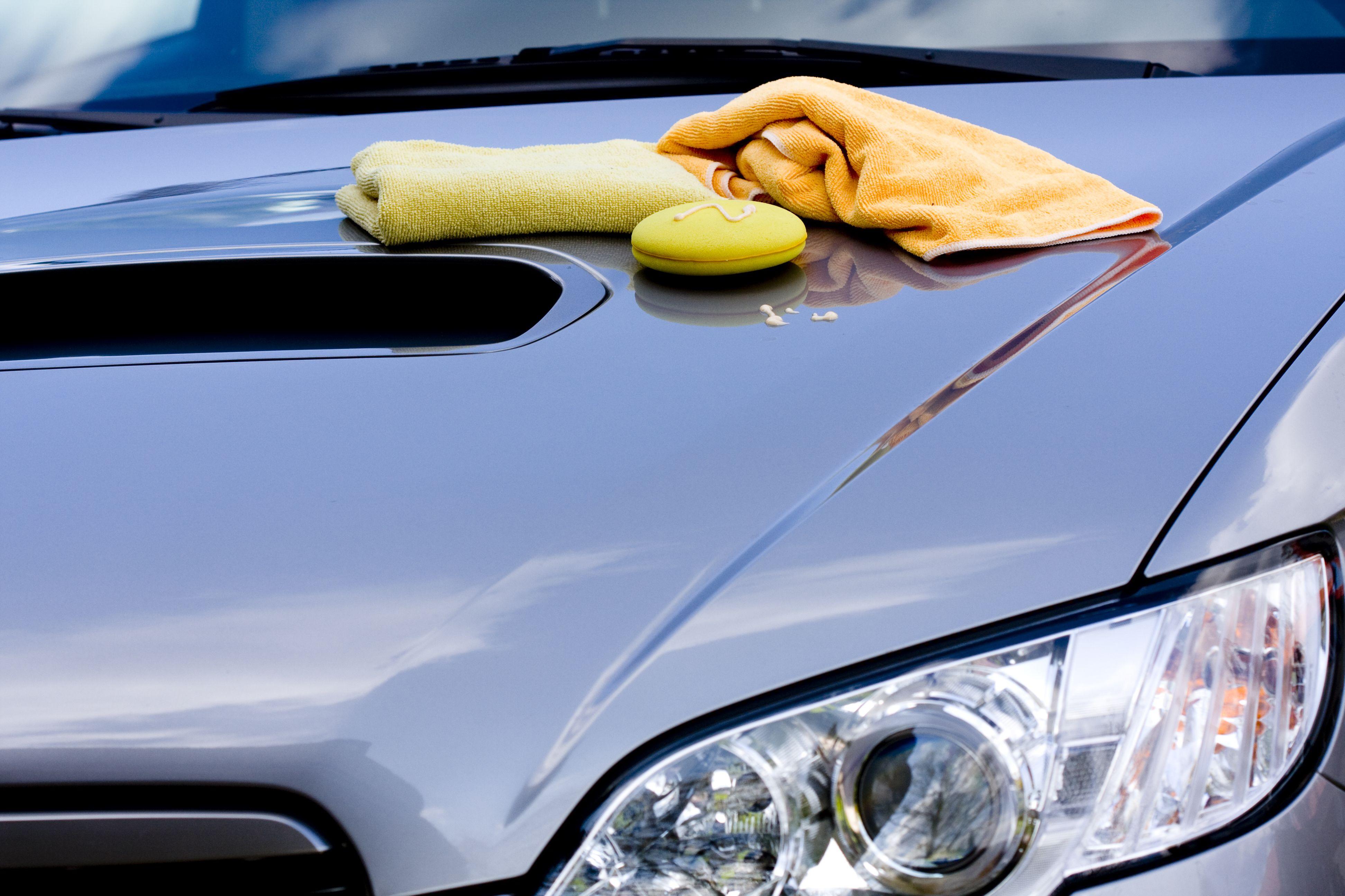 Lavado y secado de coches a mano: Nuestros servicios de SGR Competición