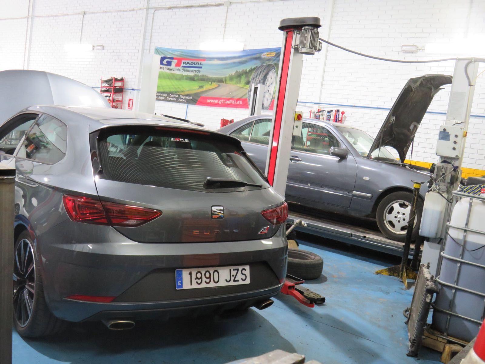 Reparaciones en todo tipo de vehículos