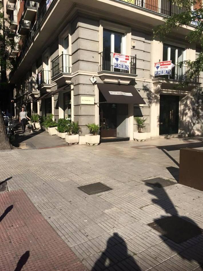 Inmobiliaria situada en el barrio de Argüelles