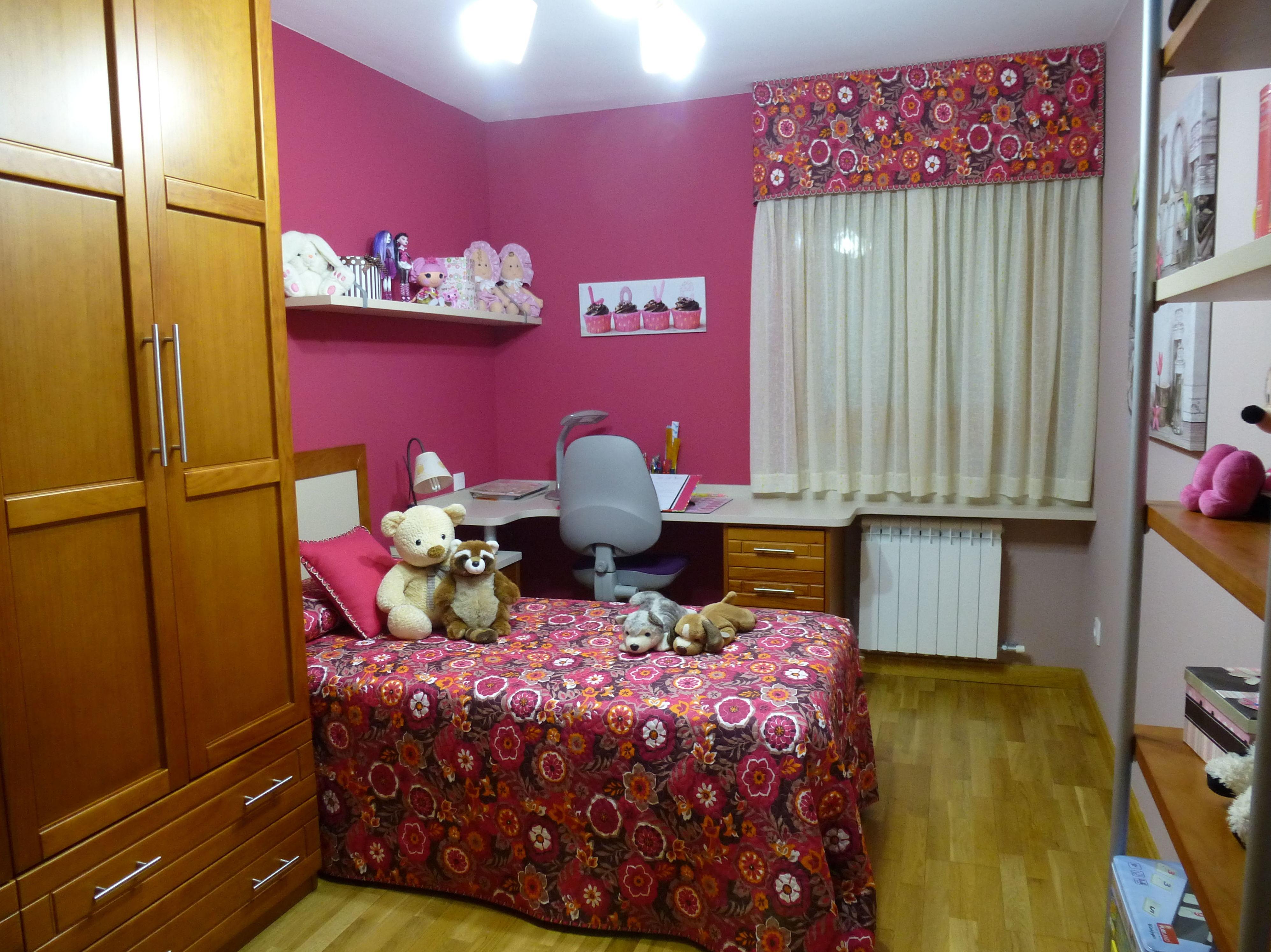 Diseño de dormitorios juveniles