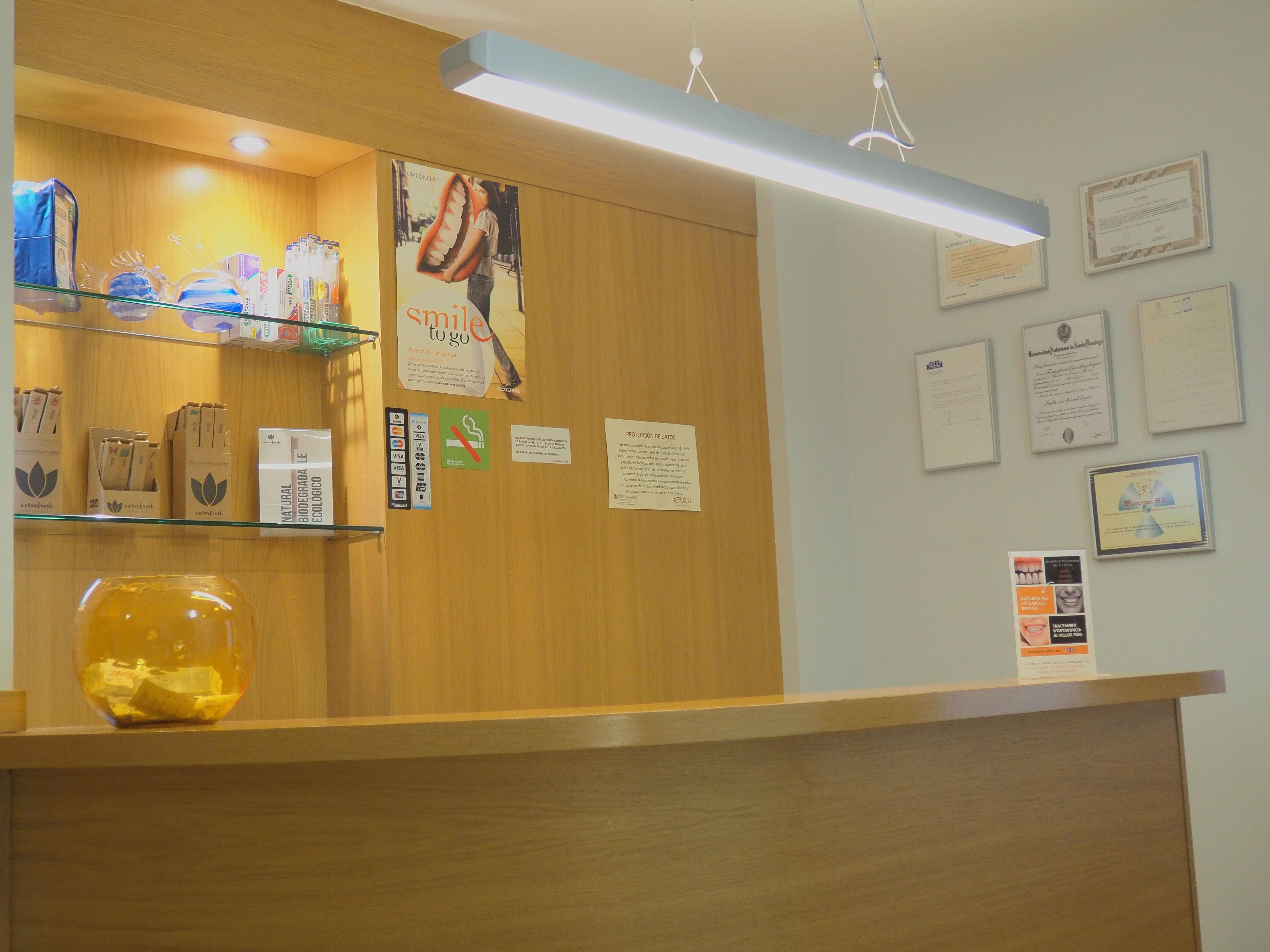 Foto 1 de Clínicas dentales en Tàrrega | Clínica Dental Tàrrega - Guissona