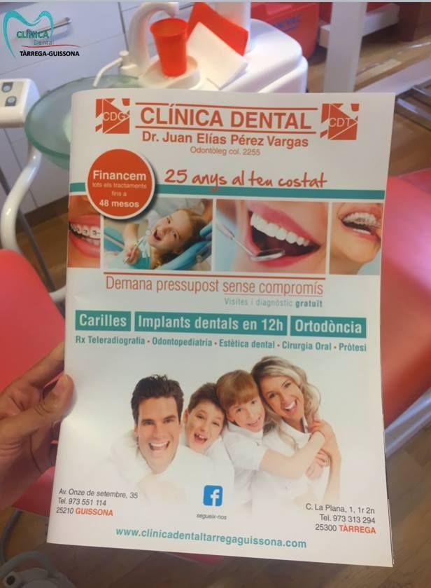 Foto 12 de Clínicas dentales en Tàrrega | Clínica Dental Tárrega - Guissona