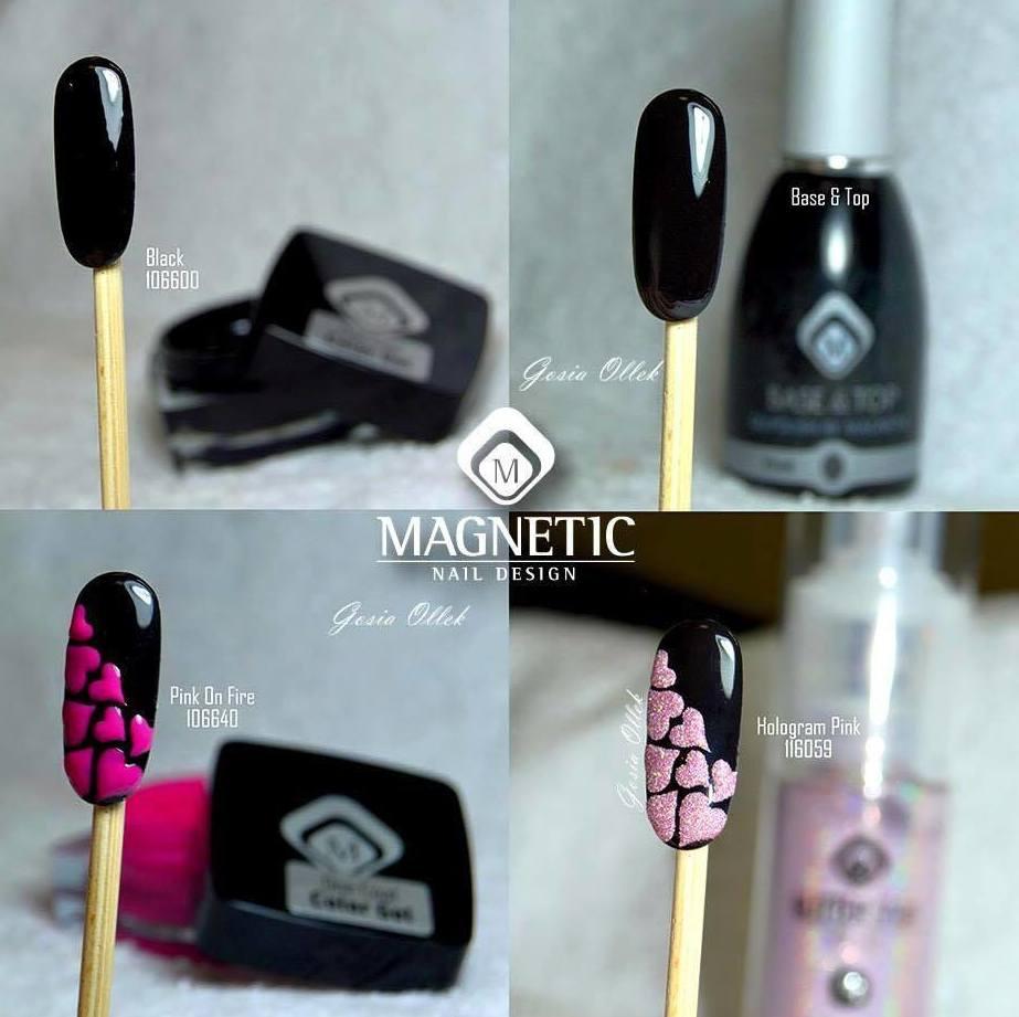Productos exclusivos de la marca internacional Magnetic