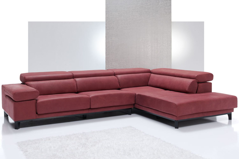Sofás tapizados con diferentes colores