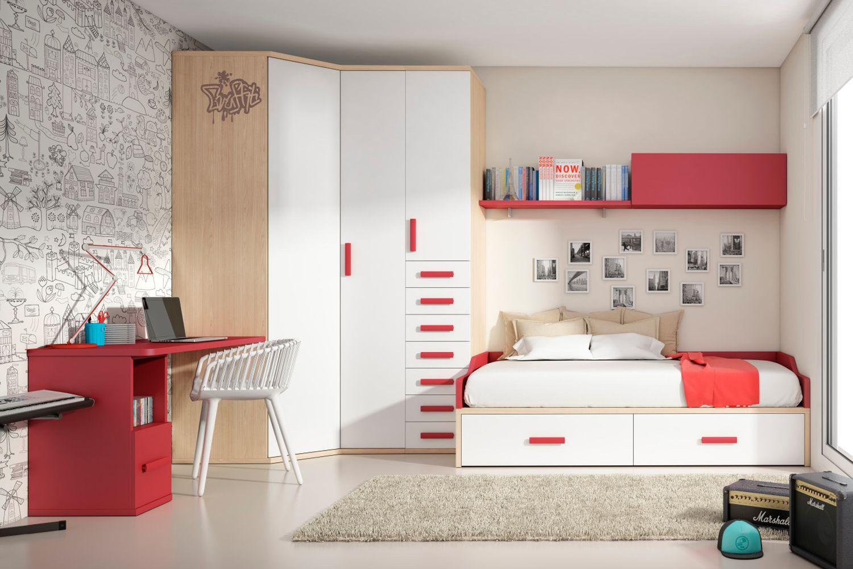 Muebles para dormitorios juveniles