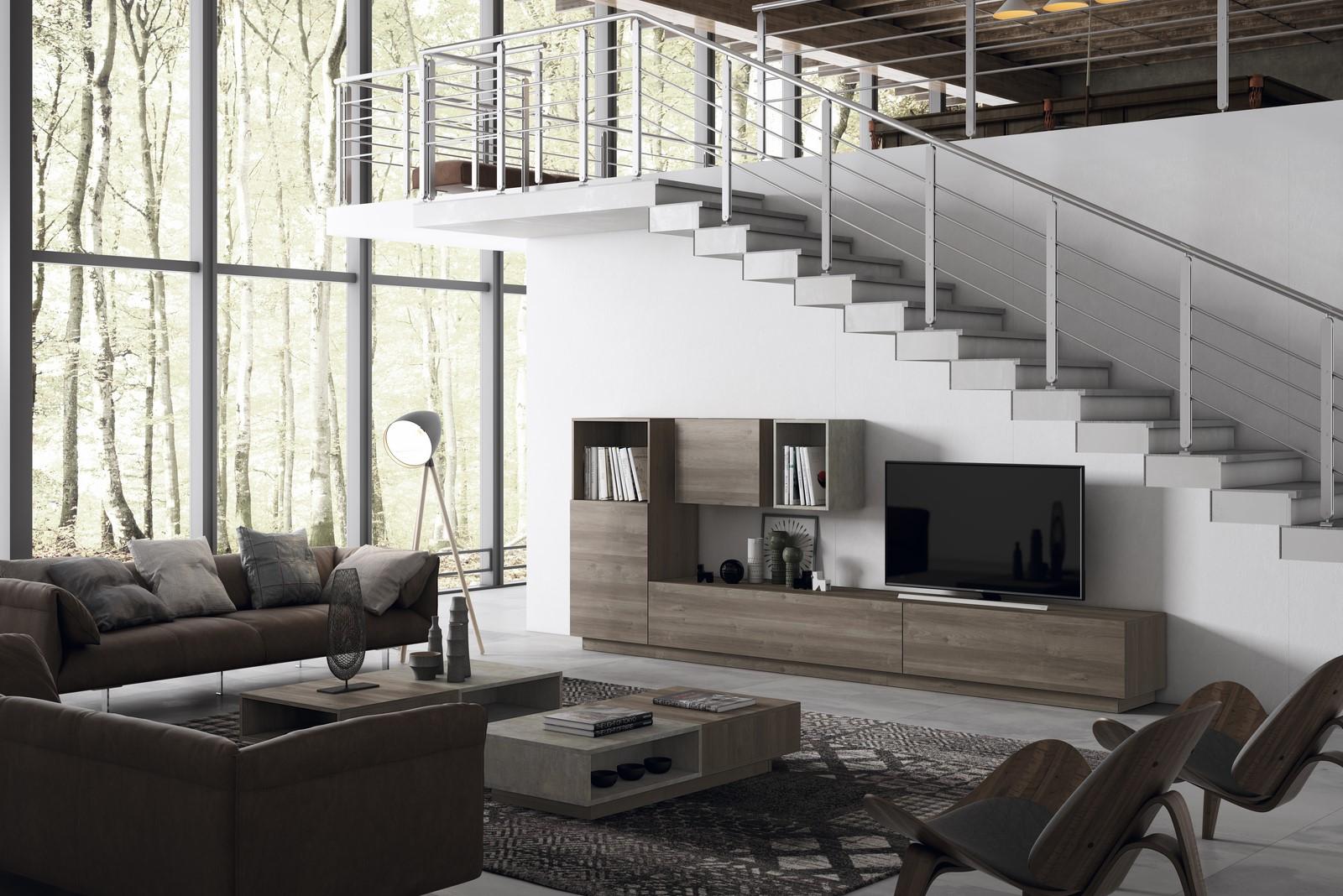 Mobiliario Para Salones Estilo Moderno Muebles Y Decoracion De - Salones-moderno