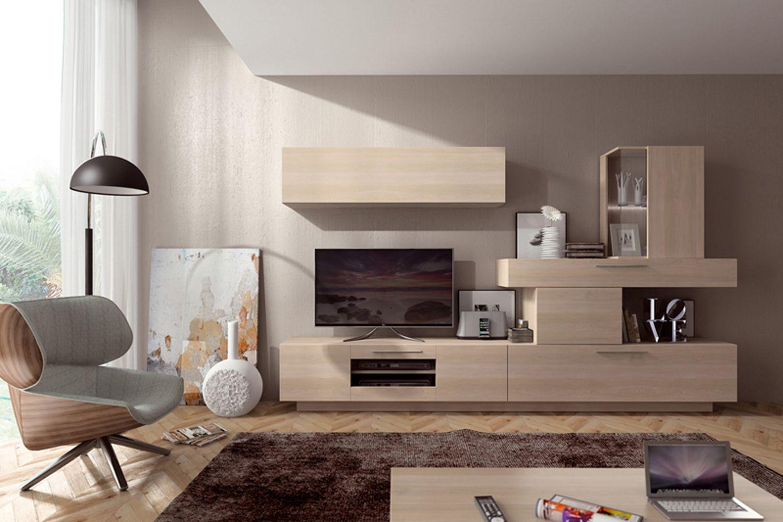 Muebles con estilo moderno