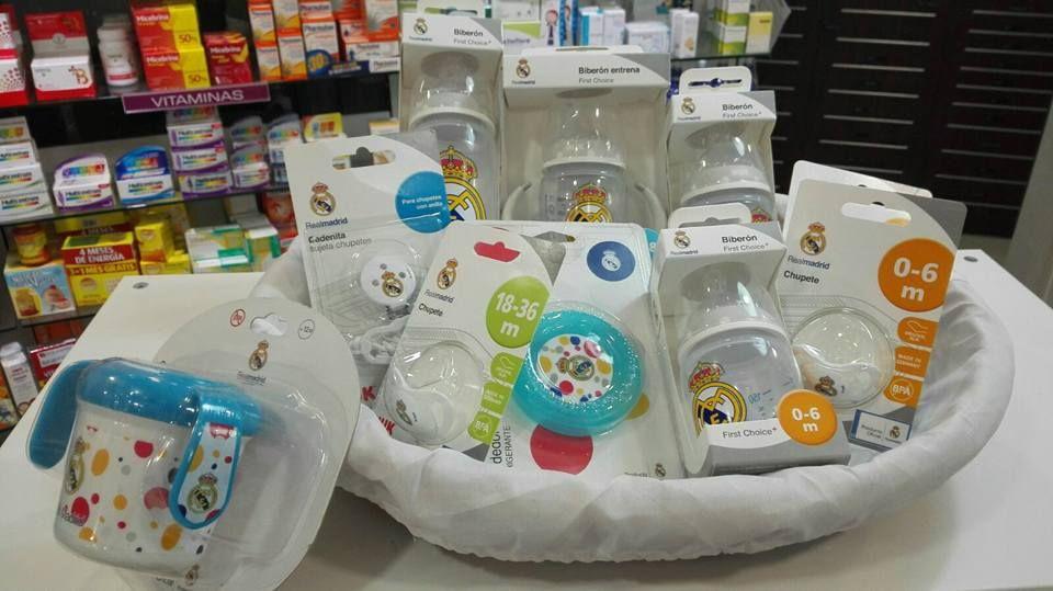 Productos para recién nacido
