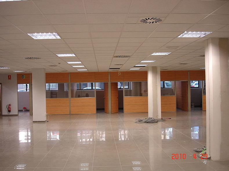 Reformas integrales de oficinas en Sants - Montjuïc, Barcelona