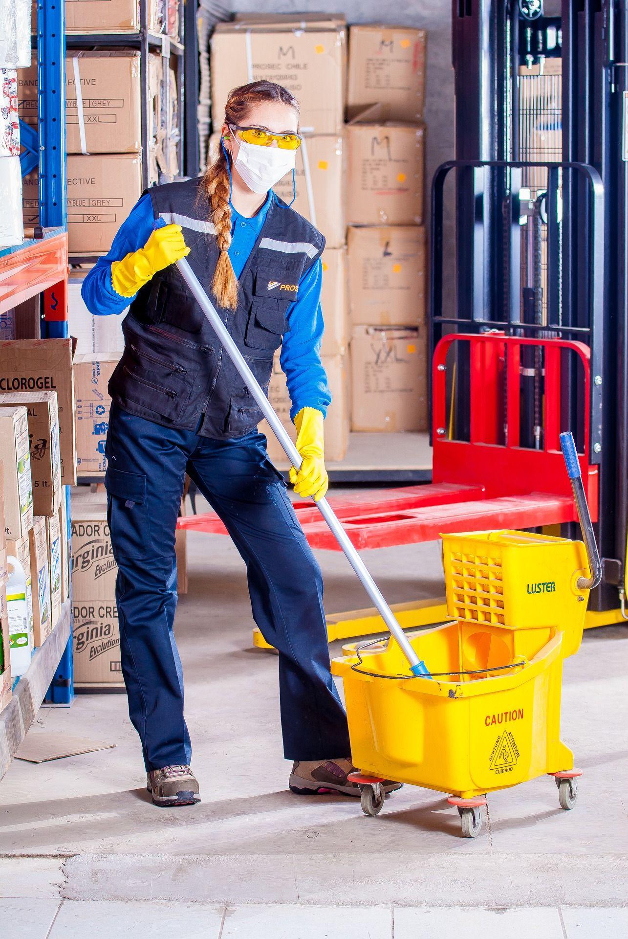 Especialistas en limpieza de oficinas