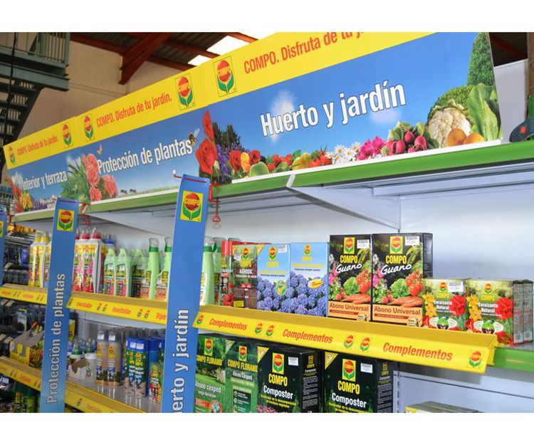 Venta de productos fitosanitarios en Alicante