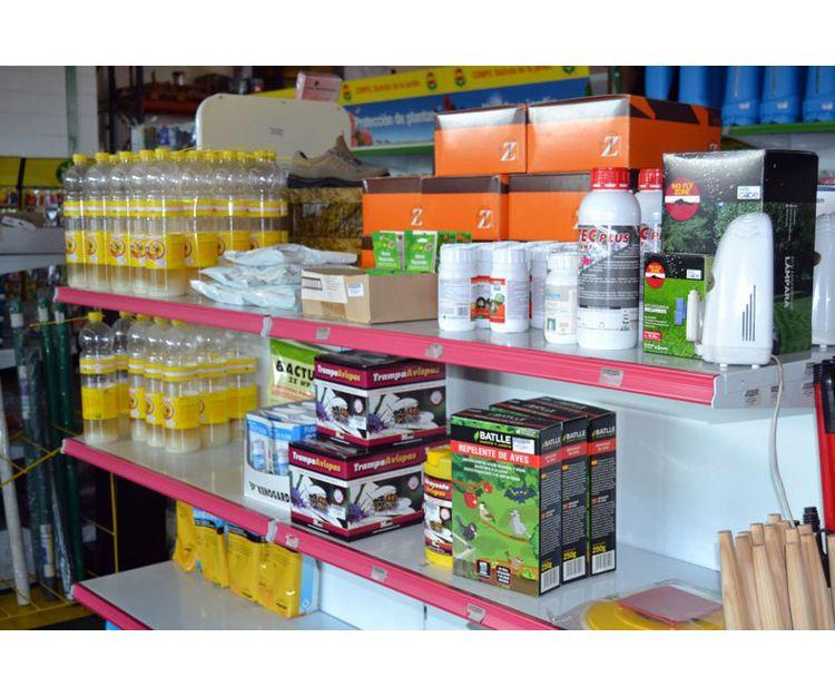 Tienda de fitosanitarios en Alicante
