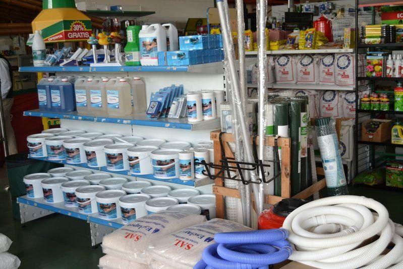 Cloro y artículos para piscinas: Productos de Agro Garden
