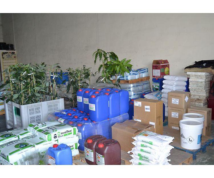 Fertilizantes para agricultura y jardinería en Alicante