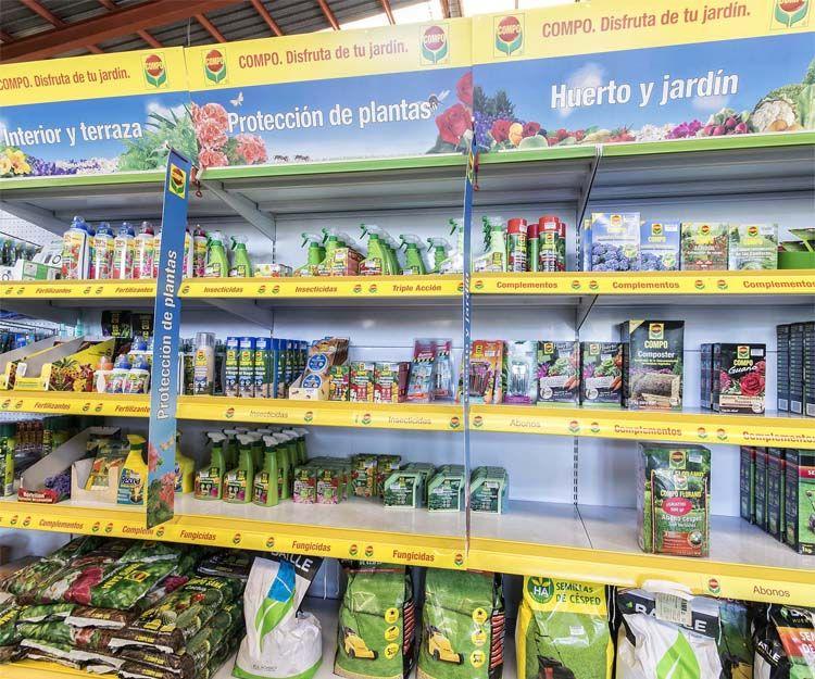 Productos para protección de plantas en Alicante