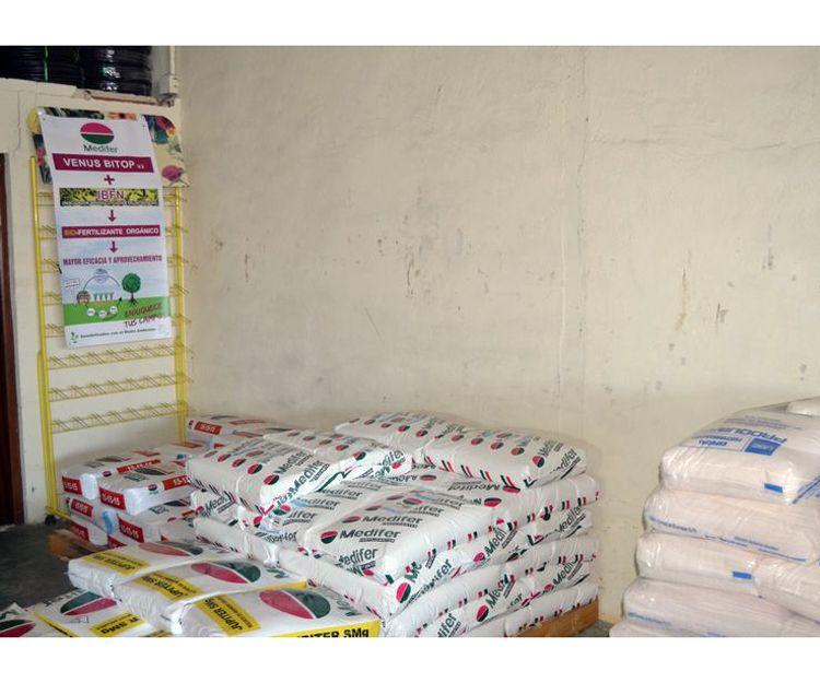 Venta de productos agrícolas en Alicante