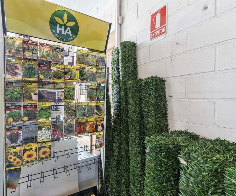 Semillas para huerto y jardín en Alicante