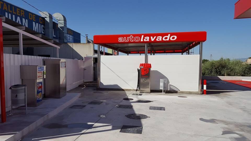 Foto 11 de Lavado y engrase en La Unión | Sojigar