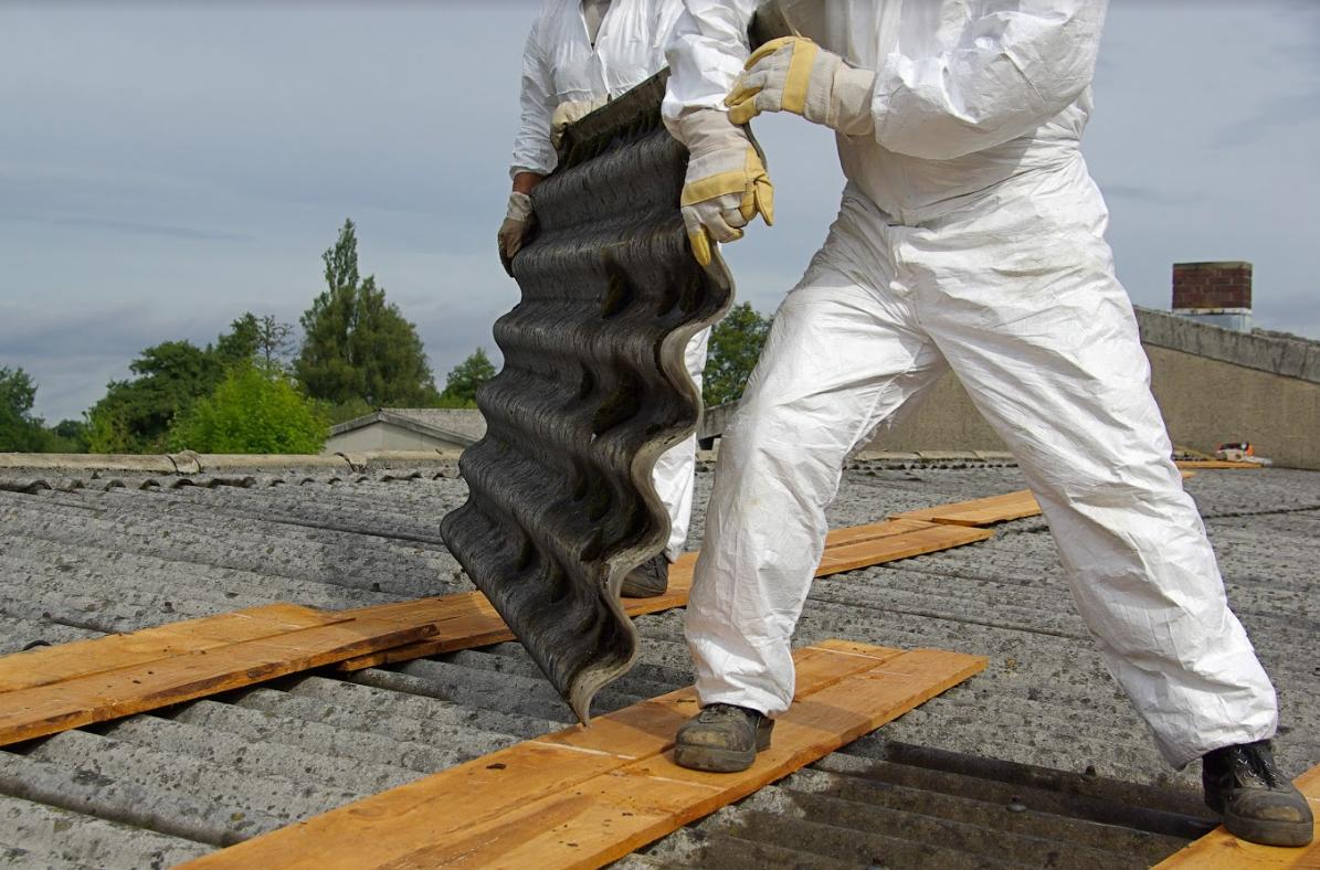 Retirada de amianto y uralita: Servicios de Construcciones Zapico y Álvarez