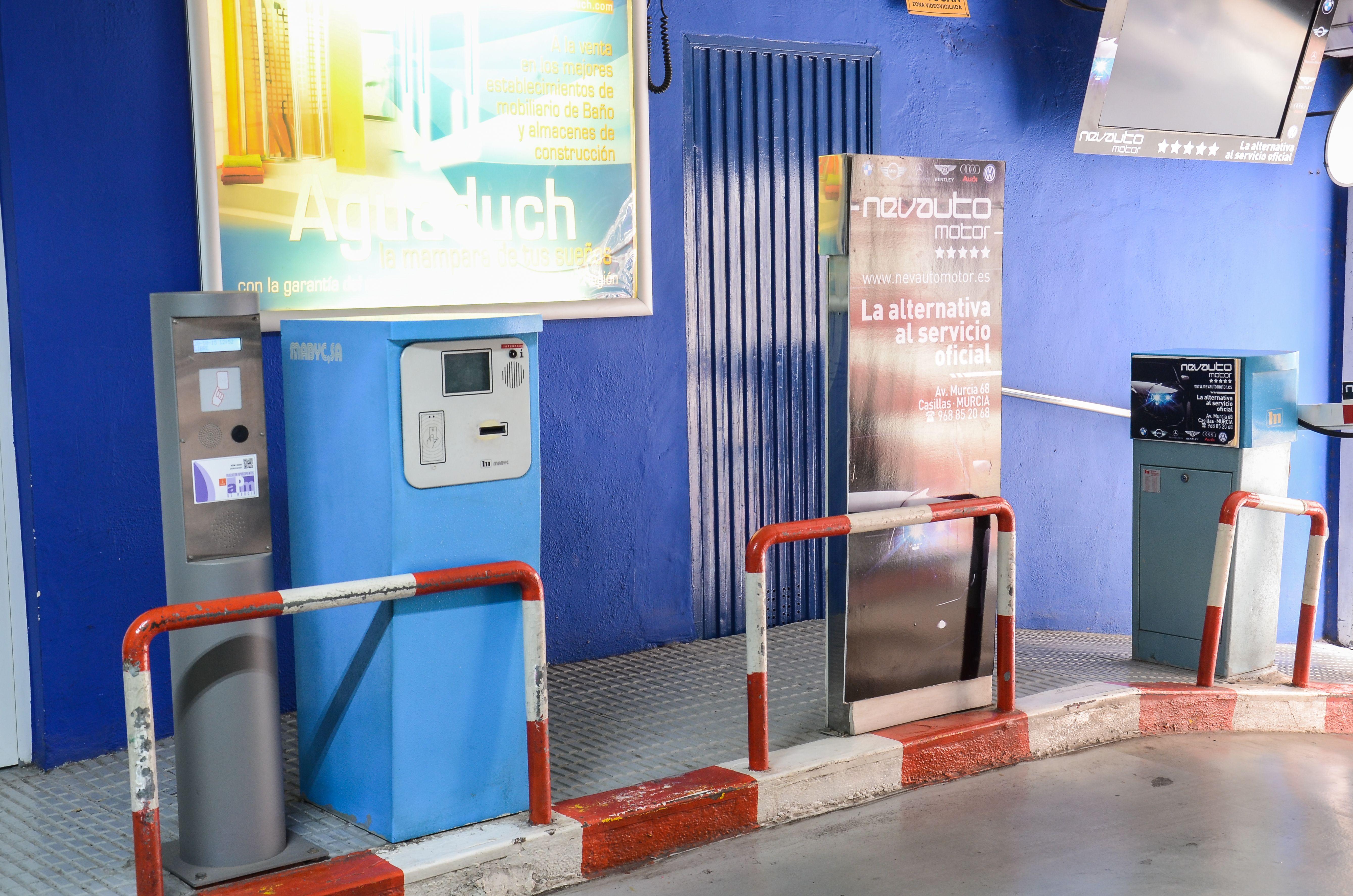 Foto 2 de Aparcamientos en Murcia   Aparcamiento Vibel