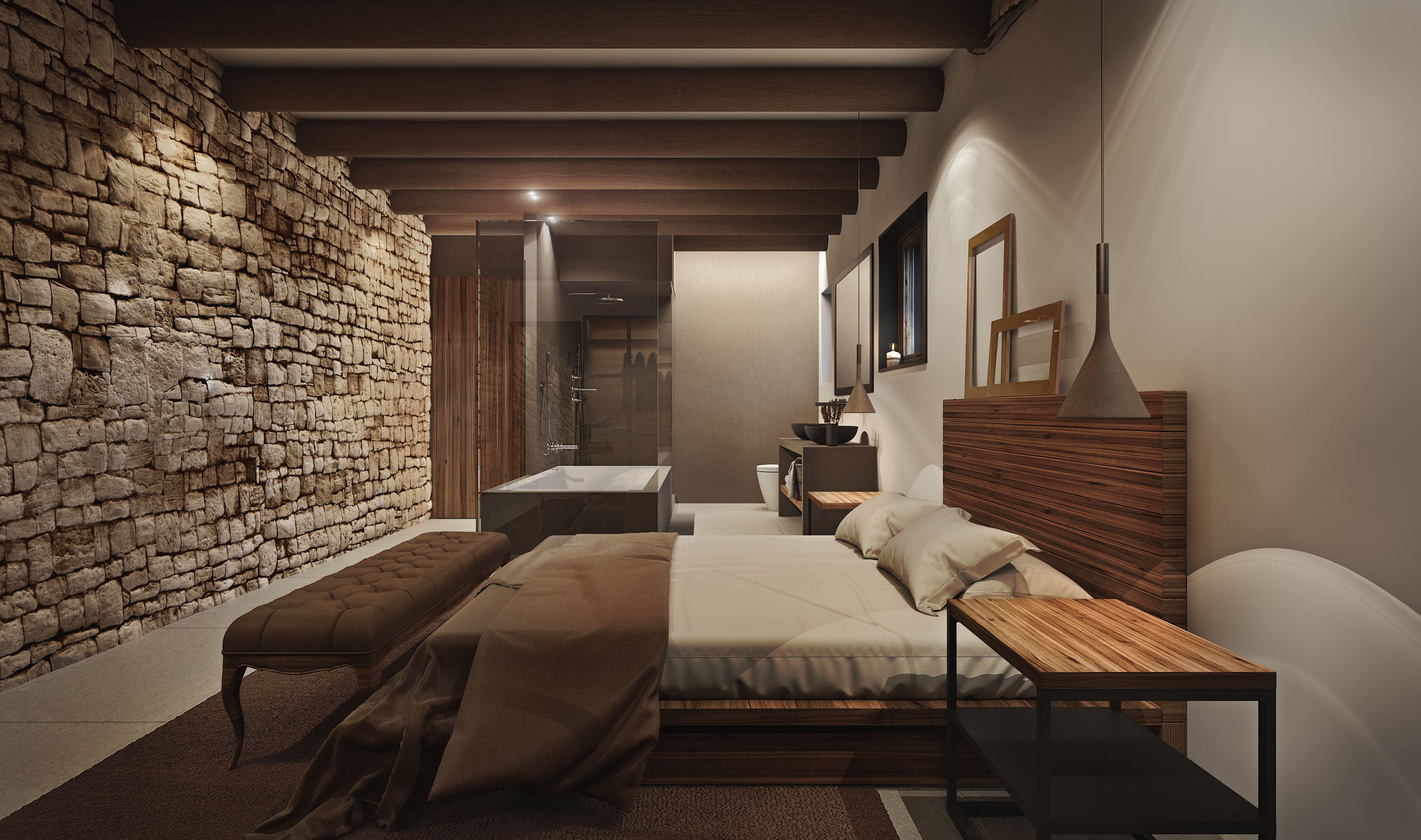 diseño de suite en barcelona