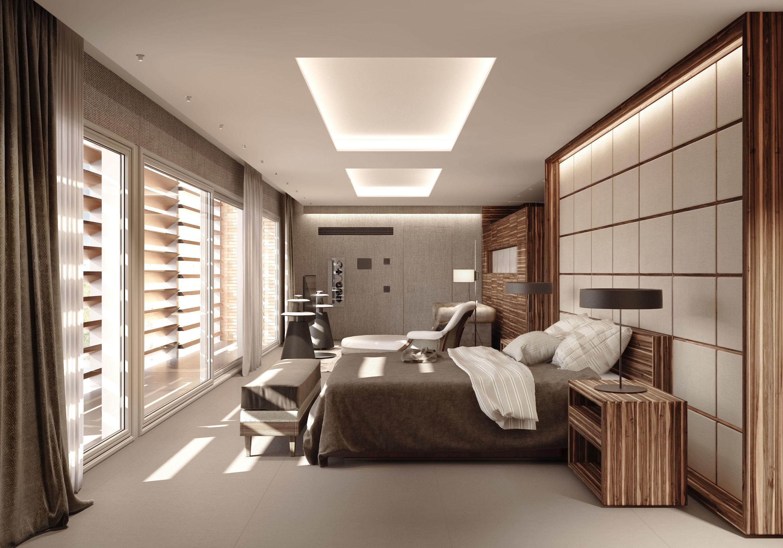 diseño de un dormitorio en barcelona