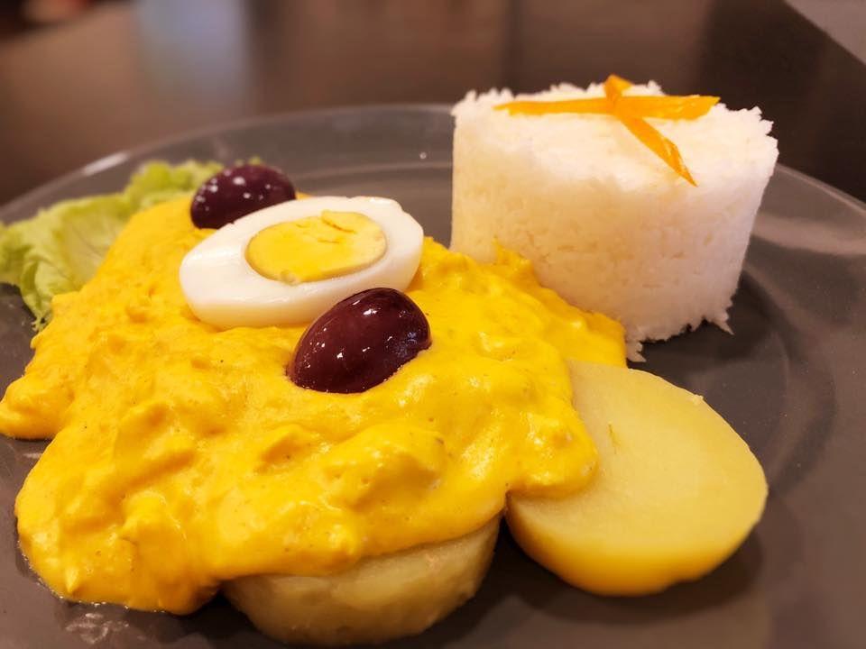 Platos de la gastronomía peruana