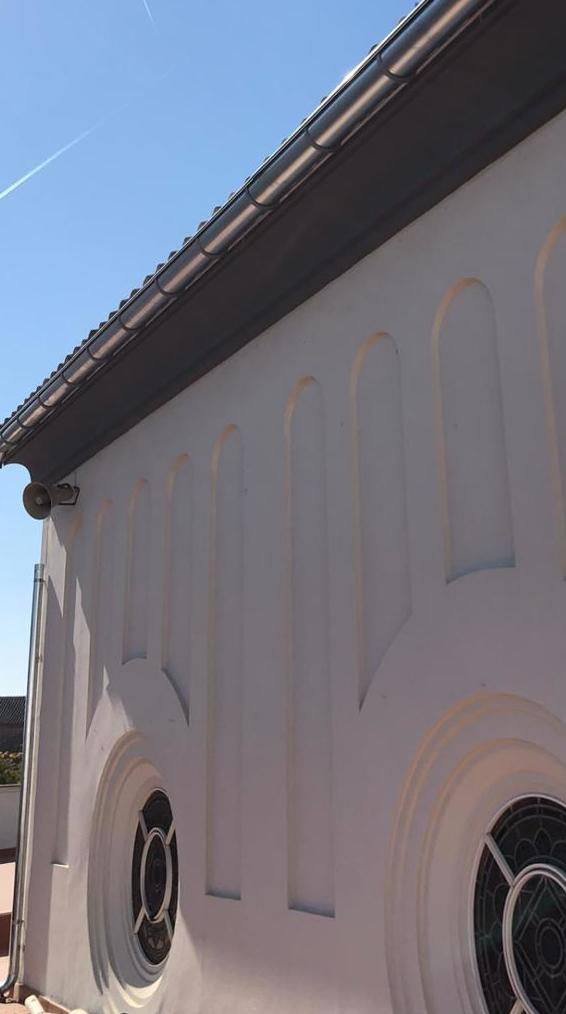 Instalacion en Zinc (Convento Vinalesa)