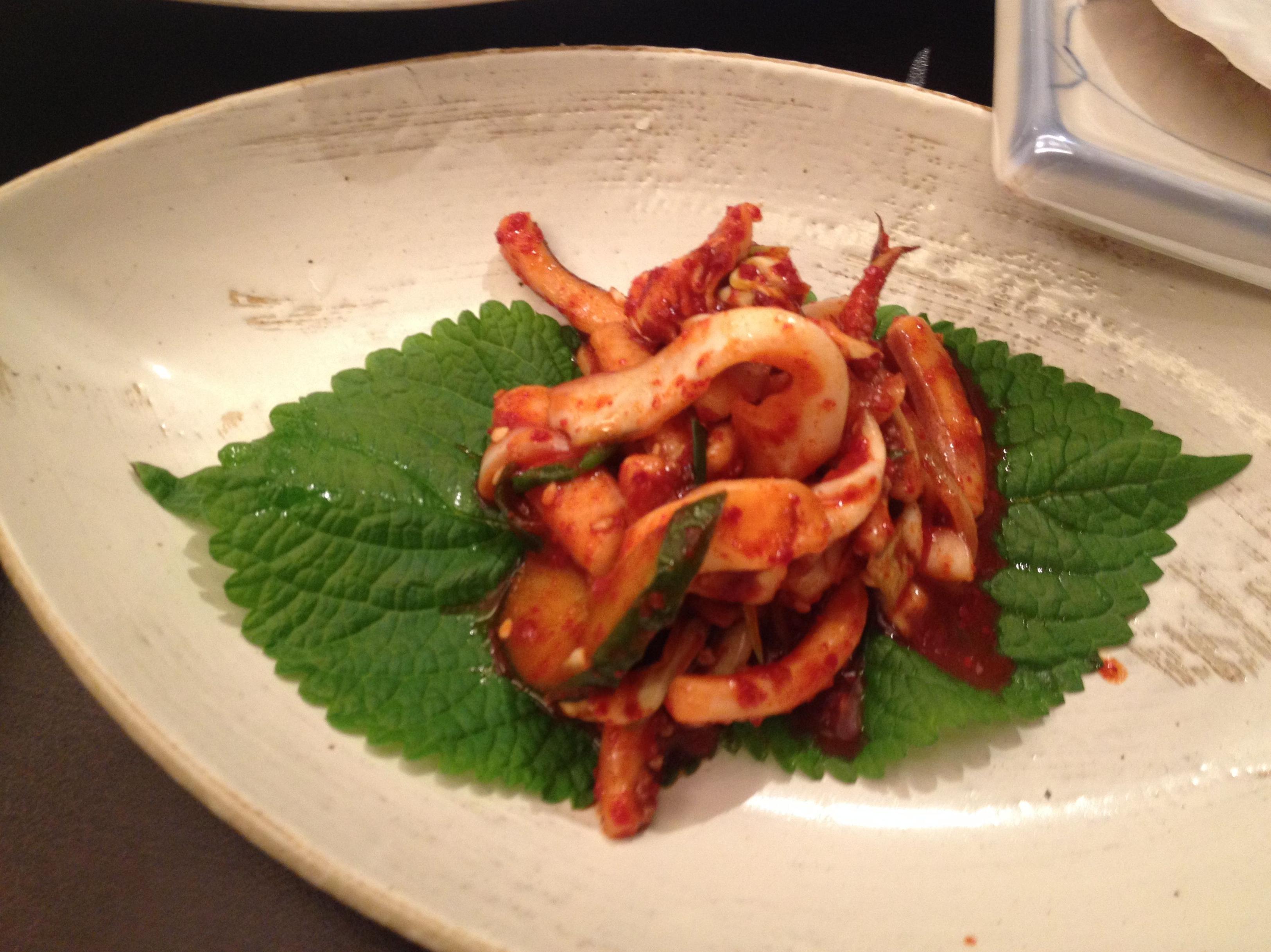 Restaurante coreano Seoul en Madrid