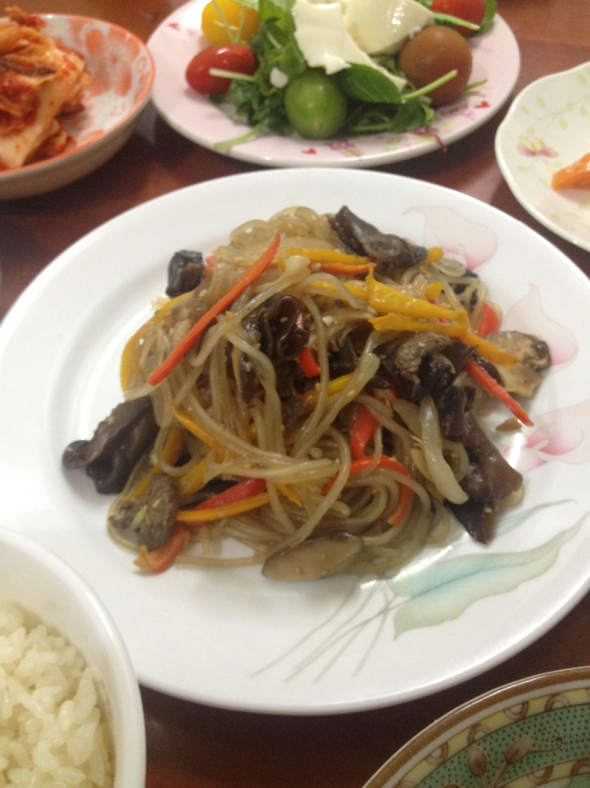Restaurante de cocina típica coreana en Madrid