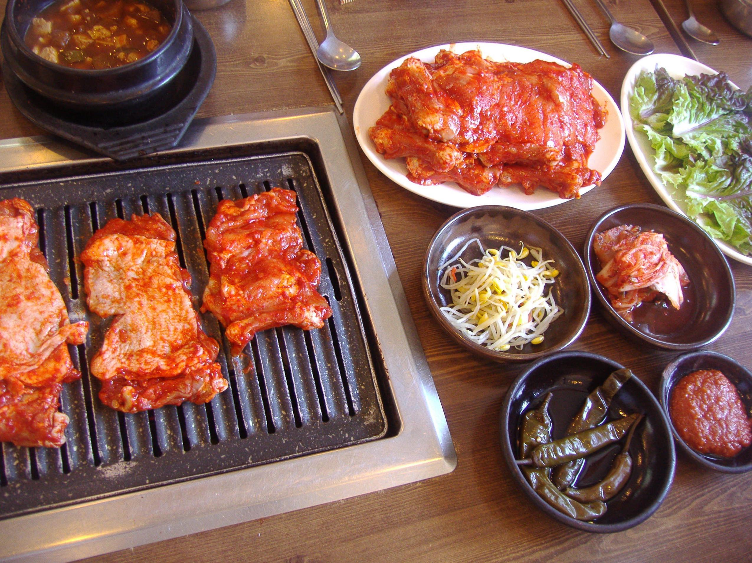 Restaurante de cocina asiática en Madrid